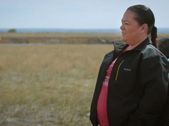 Twila Szymanski is a lifelong resident of the Fort Peck Reservation.