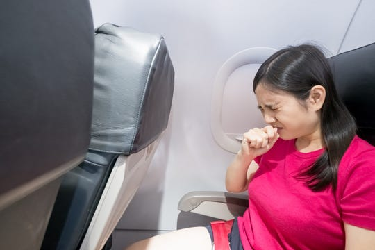 Airlines should keep visibly sick passengers from boarding – not just for their own good, but the good of the other passengers and crew. And they should offer a full refund on the ticket, even if it's nonrefundable. But that's not profitable.