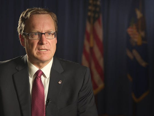 Kurt Alme is the U.S. attorney for Montana.