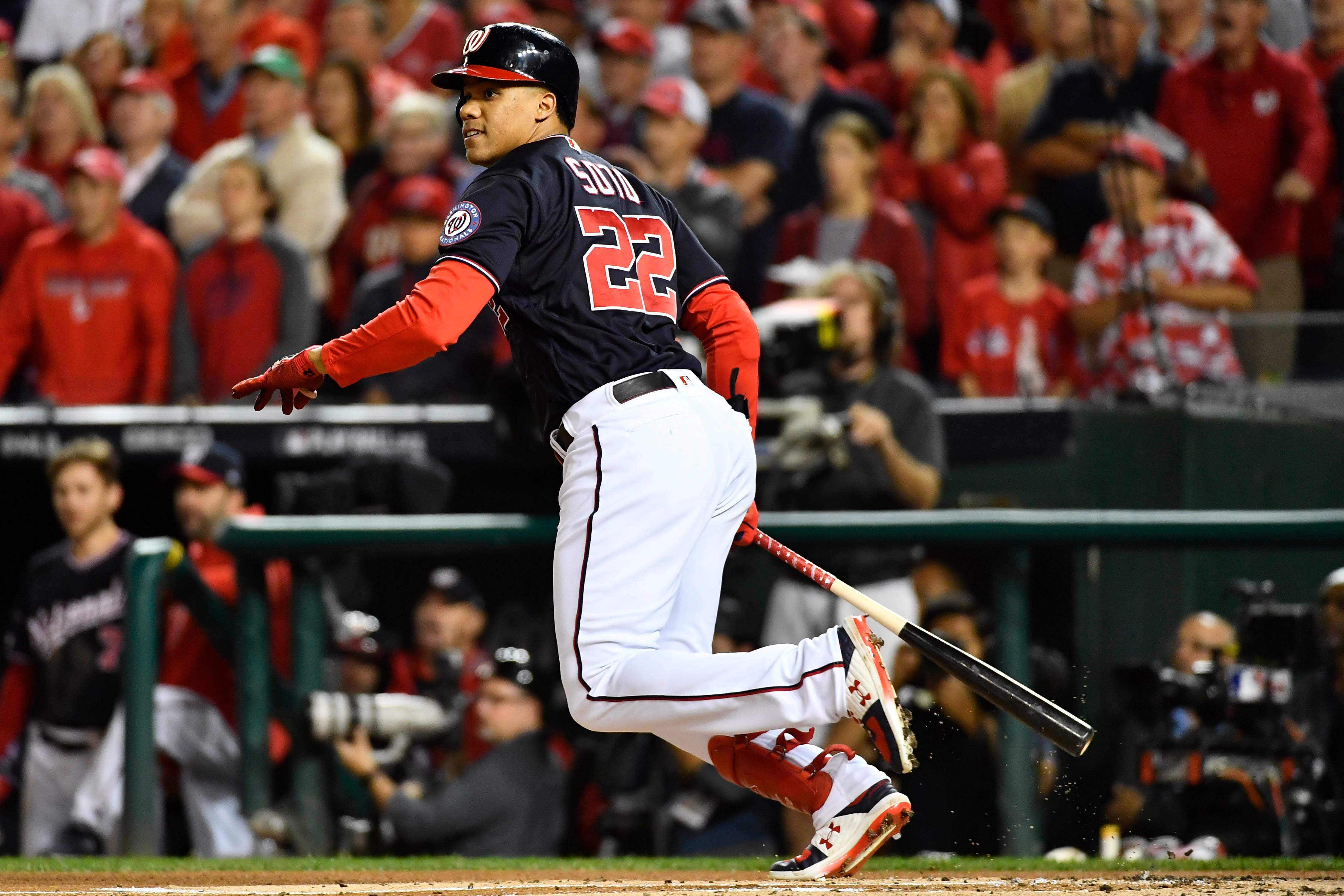 Nationals sweep Cardinals in NLCS, reach first World Series in franchise history