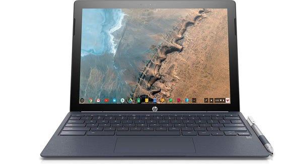 HP Chromebook X3 12-F014DX