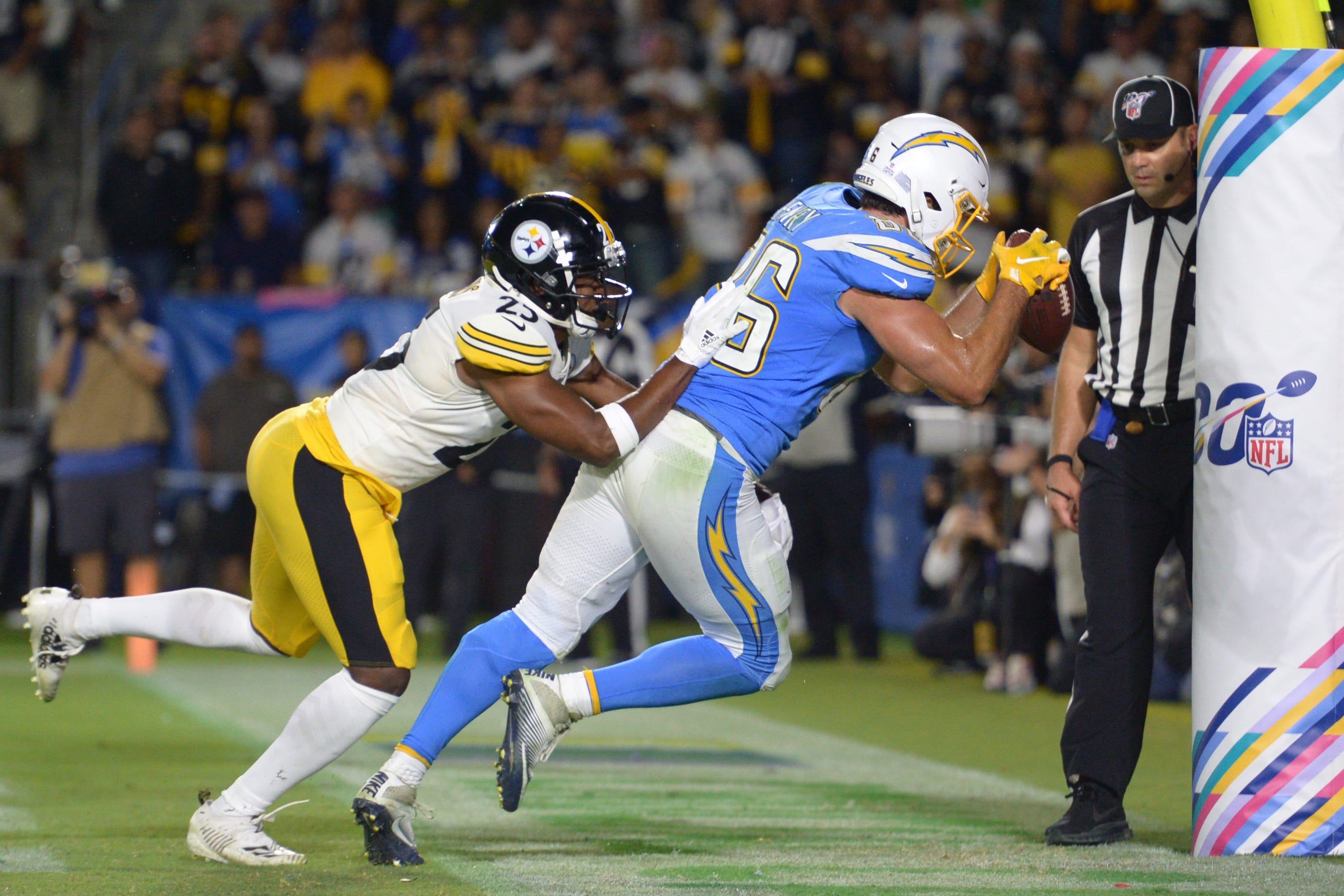 Fantasy Football Waiver Wire Hunter Henry Jets Receivers Shine