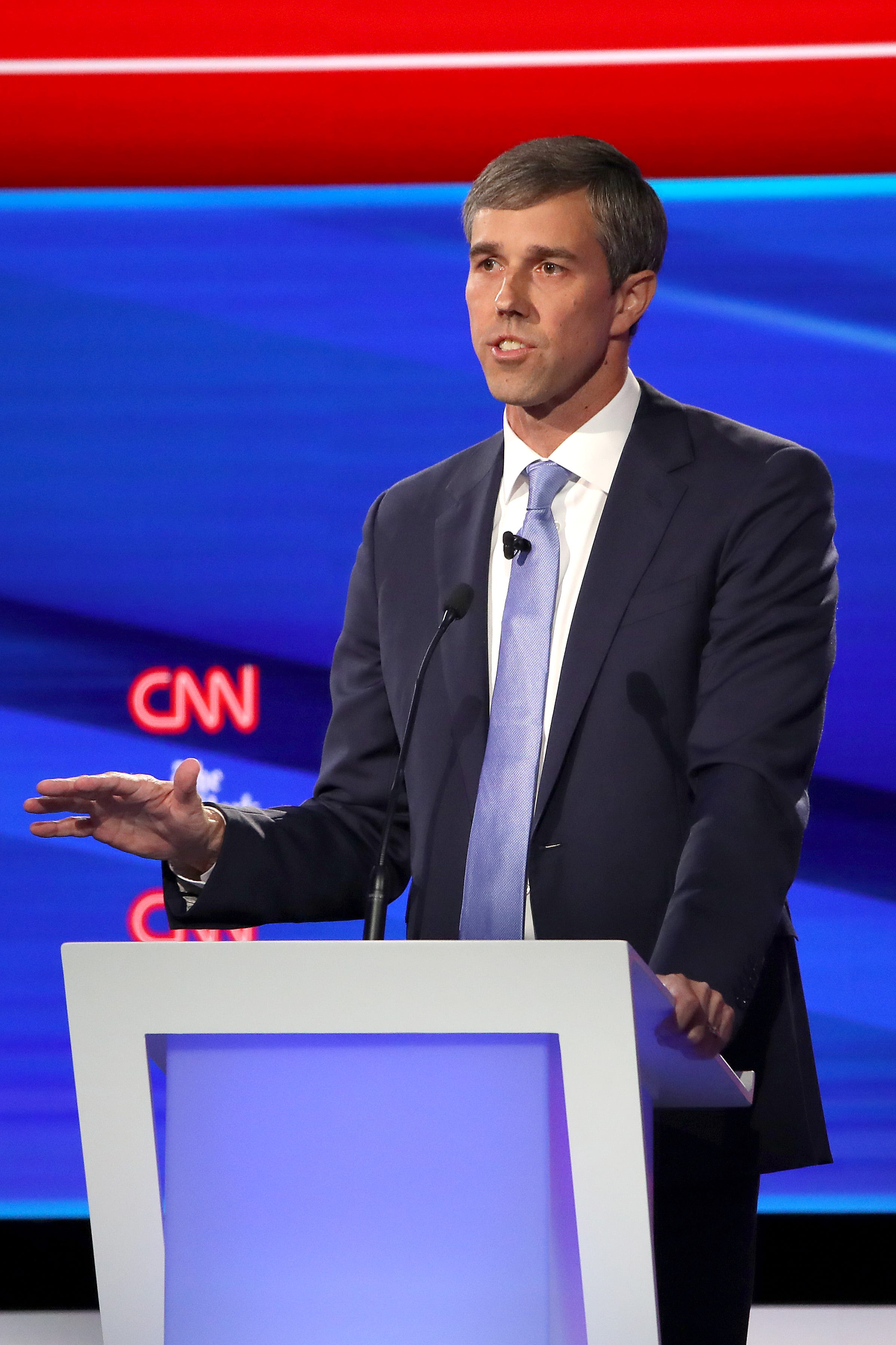 Beto O'Rourke defends plan to confiscate assault-style weapons