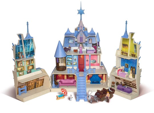MakeyourFrozendreams come true with this play set!