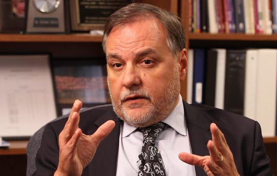 Dr. Stephen Genco, superintendent of Jackson School District, discusses various topics regarding the district as he prepares to retire. Topics include what he is most proud of, the impacts of private school students on the district, changing demographics of the town, and cutting staff.   Jackson, NJThursday , October 17, 2019