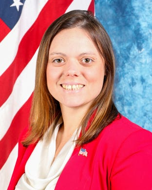 Victoria Chadwick, a Republican, is seeking a four-year term on the Brick Township Council.