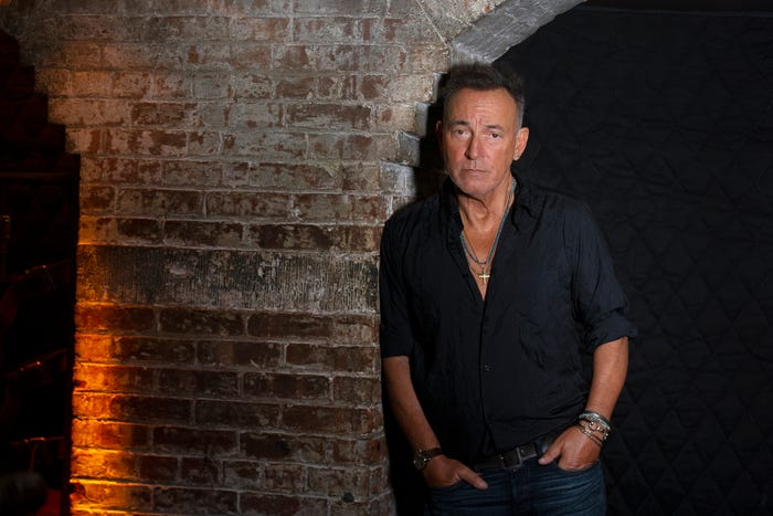 Bruce Springsteen: Coronavirus shows American dream versus American reality