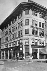 In 1910, the Van Winkle firm moved into the Central Bank building (on Market Street), which was later renamed the Legal Building. Gallatin's office was in the third-floor corner suite.