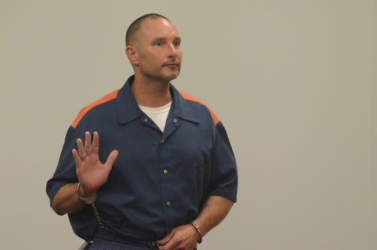 Thomas Krause II took the witness stand on Wednesday and said he doesn't deserve parole but would like a second chance.