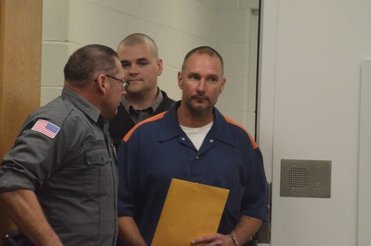 Thomas Krause II was sentenced to at least 40 years in prison Thursday for the 1991 murder of Christa Ferree.