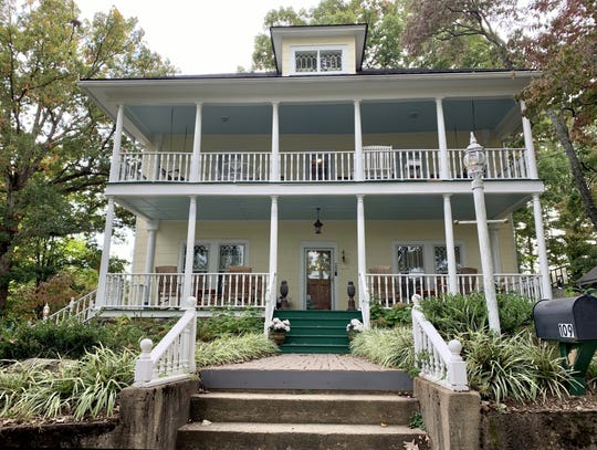 Today, The Inn Around the Corner is a cozy bed and breakfast in the center of Black Mountain, but at one time it was the home of Charles Seidel, who may have returned in spirit form years later.