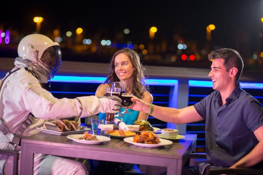 With culinary events, sun rays and less crowded beaches, you're bound to have a blast on the Space Coast this fall.