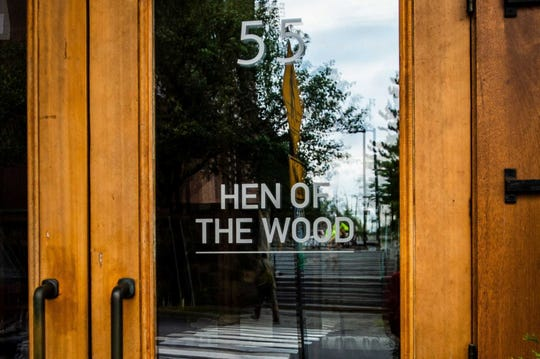 An Aug. 6 fire forced the closure of the Hen of the Wood restaurant.