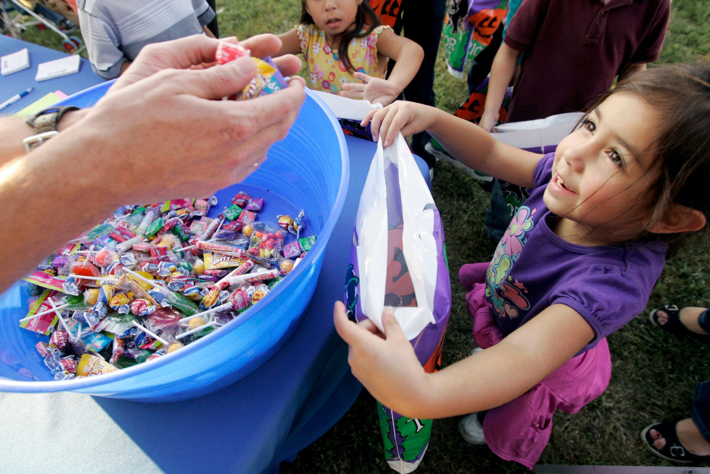 Find out where to go trick or treating this Halloween with our list.