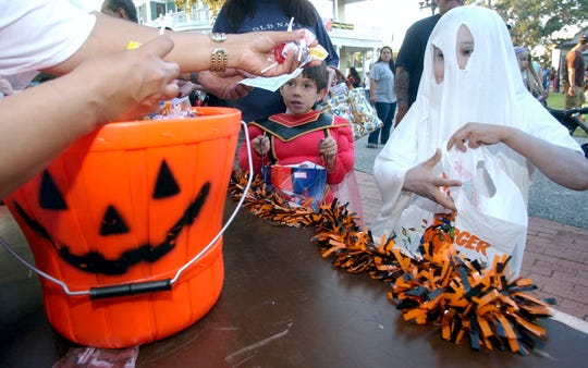 Going trick or treating this Halloween? Check this list of places to take the kids.