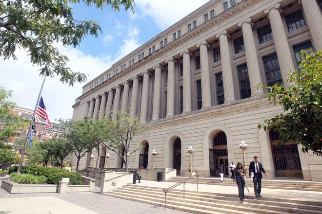 New charges were filed in Hamilton County Municipal Court against John Klosterman, 70. He is on trial in U.S. District Court on 2018 charges that he violated the Fair Housing Act.