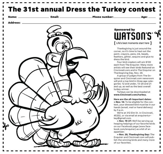 Dress the Turkey 2019.