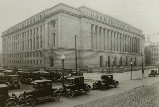 Today in History, October 18, 1919: Hamilton County Courthouse dedicated