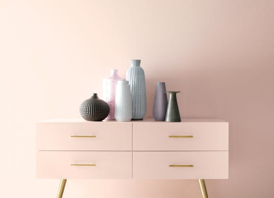 Benjamin Moore has named First Light its 2020 Color of the Year.