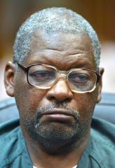 Juvenile lifer Charles Lewis awaits the judge's ruling Thursday.