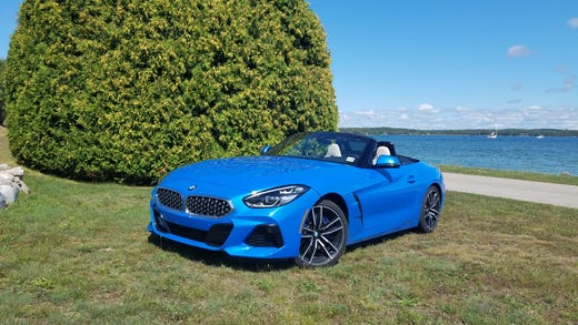 The 2020 BMW Z4 is the third evolution of BMW's fun Roadster - though for this generation, BMW shared costs with the Toyota Supra to justify its low-volume production.
