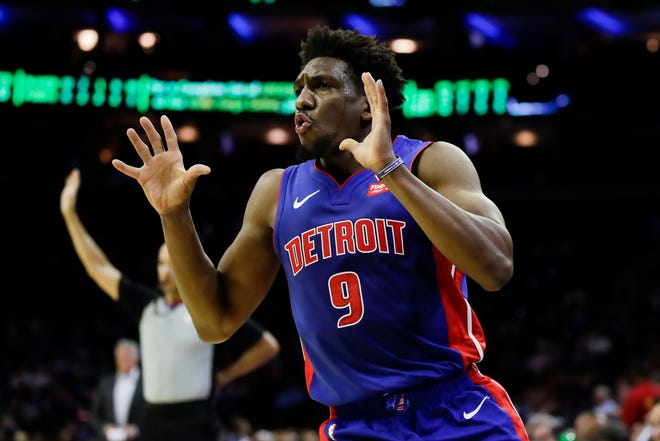 Langston Galloway is in the final year of his contract with the Pistons.