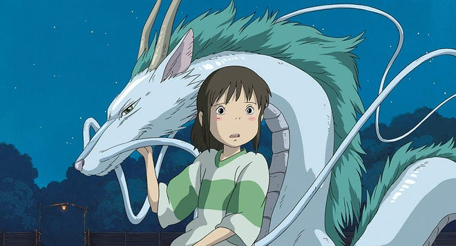 Spirited Away Other Studio Ghibli Films Head To Hbo Max