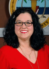 Melisa Giovannelli, Lee County school board