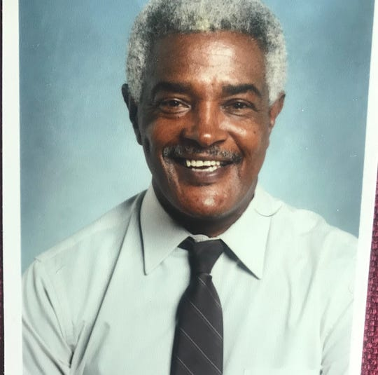 George Mayo, May 13 1934 - Oct. 11, 2019, will be laid to rest Saturday in Fort Myers, mourned by family, church and generations of Lee County students who he mentored during the turbulent years of transition from school segregation to integration.