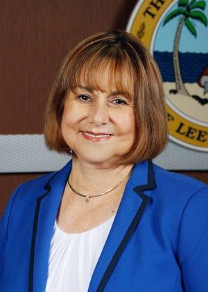 Betsy Vaughn, Lee County School Board