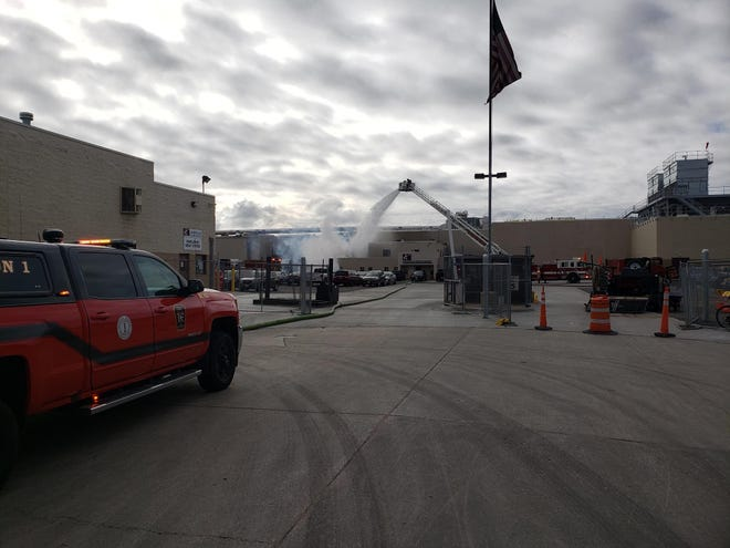 American Foods, 544 Acme St., was evacuated Thursday morning due to a suspected ammonia leak at the food processing plant on Green Bay's east side.