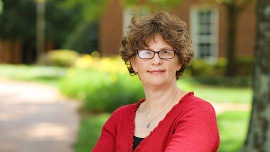 Melinda Menzer, a Jewish professor of English at Furman University, talks about the swastikas found on campus.