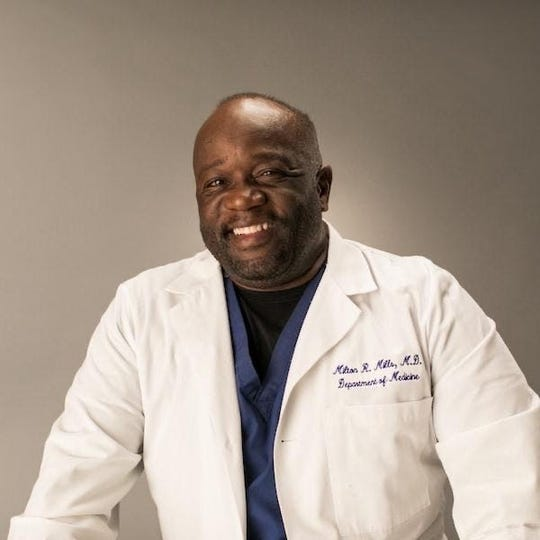 "Dr. Milton Mills will speak at ""Eat, Drink, and Disrupt Chronic Disease"" on Nov. 2."