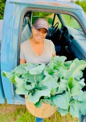 "Cookbook author and ""vegucator"" Dawn Hilton-Williams is presenting ""Eat, Drink and Disrupt Chronic Disease"" on Nov. 2."