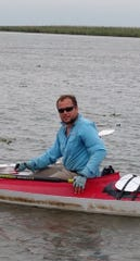 Mark Juras of Great Falls ended his 3,500-mile rowing adventure Thursday.
