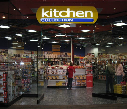 A Kitchen Collection store is shown in this file photo.
