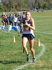 Lancaster junior Sarah Craft won the Ohio Capital Conference-Ohio Division individual championship and heads into the district meet with a ton of confidence.