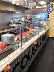Cousins Subs is at 4530 Calumet Ave. in Manitowoc and can be reached at 920-374-4153.