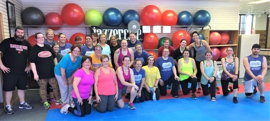 A Lean on the Lakeshore event at Jazzercise Studio.