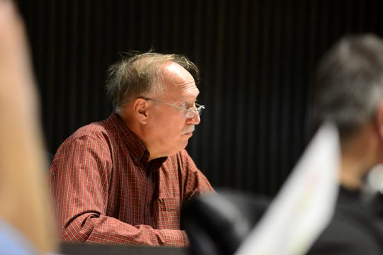 Cliff Mears, at-large city councilman, is running for Mansfield City Council president.