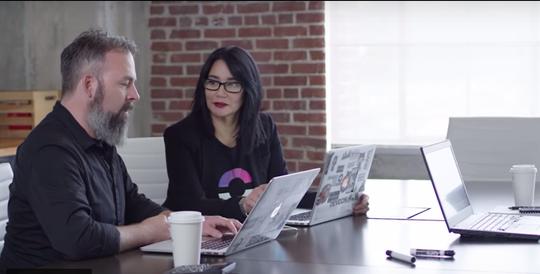 Devcon co-founders Josh Summitt and Maggie Louie