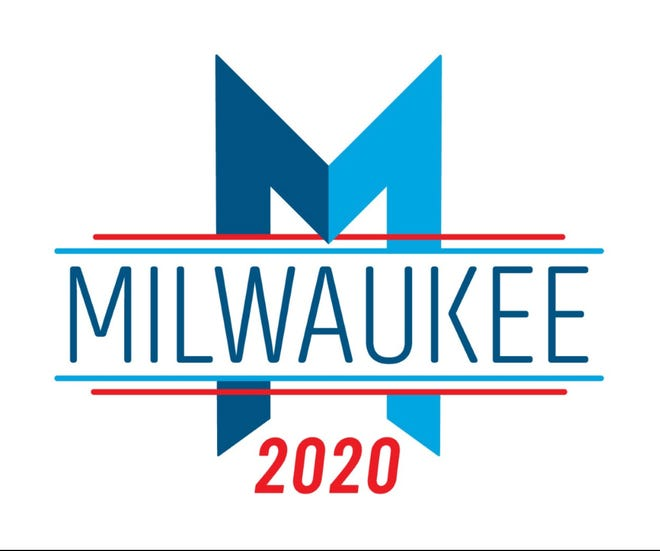 The Milwaukee 2020 Host Committee released a logo for the Democratic National Convention in Milwaukee.