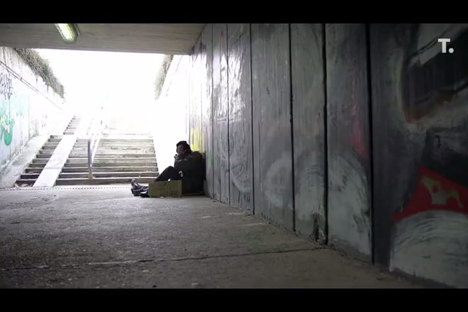 When Nashville's temperatures drop below 28 degrees this winter, shelters for the homeless will not be open. Officials cited a lack of funding.