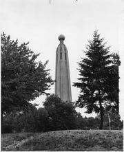 Edison Tower, Menlo Park, New Jersey.