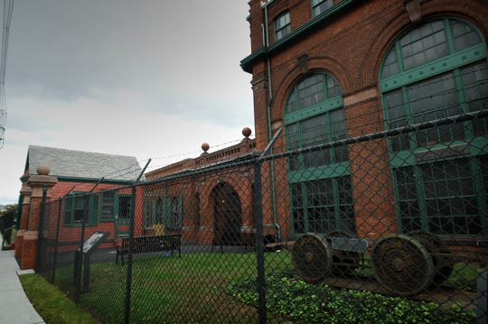 THOMAS EDISON LABORATORY:  The Thomas Edison National Historic Park Laboratory Complex in West Orange