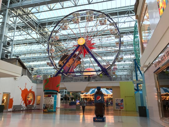 Triple Five's Mall of America in Bloomington, Minn., on Tues., Oct. 8, 2019, and Wed., Oct. 9, 2019.