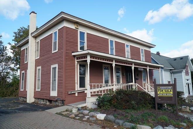 The Civil War-era home at 341 E. Main in Northville.