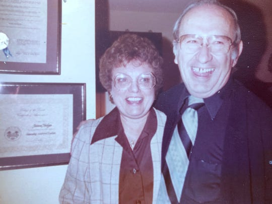 John Norman and his wife, Donna