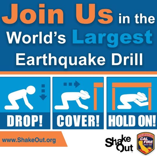 The California ShakeOut is designed to prepare the public for an earthquake.