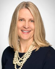 Tina Eide, originally from Tombstone, now heads American Express' global fraud division in New York.